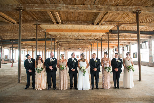 Weddings at Brik Venue